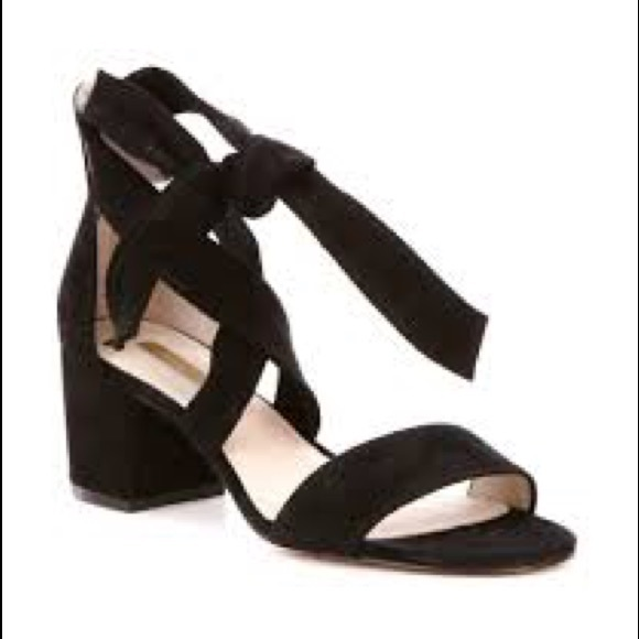 2abf7317283 Louise et Cie Shoes - Louise et Cie Gia Wrap Strap Sandal Black